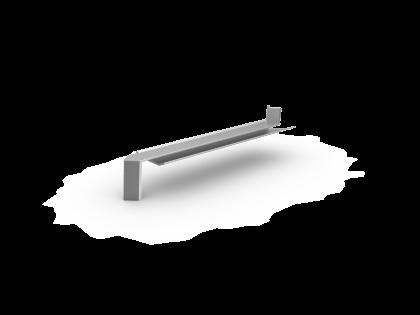 Buitenverstekhoek 40SL 150 mm brute