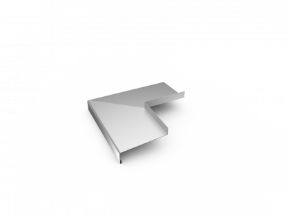 Buitenhoek 40SL 150 mm gelast brute