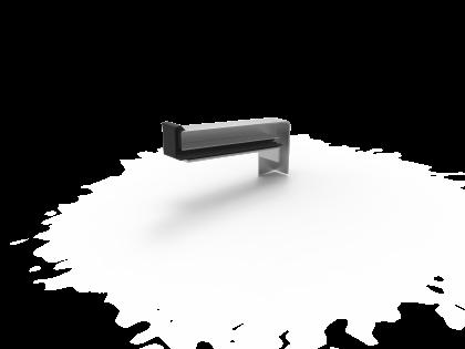 Glij-kopschot & dichting 40SL 150mm brute