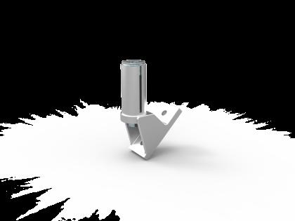 Connecta Trap staander 45° brute