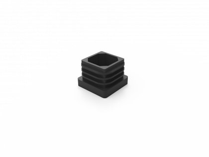 SquareFix 25 insteekdop V-25x25