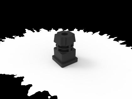 SquareFix 25 insteekstuk M10 [167270/72]
