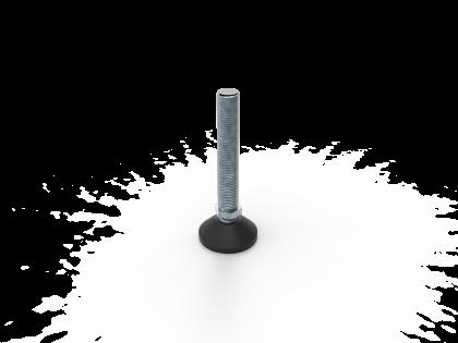 SquareFix 25 kogel-stelvoet M10x65