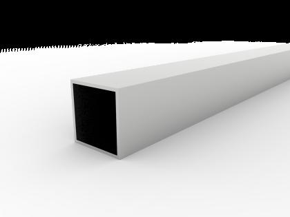 Rechthoekige buis RVS 60x60x3,0 mm