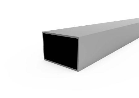 Aluminium Rechthoekige buis Geanodiseerd