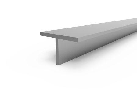 Aluminium T-profiel