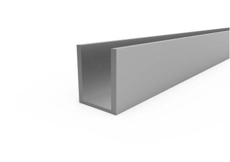 Aluminium U-profiel