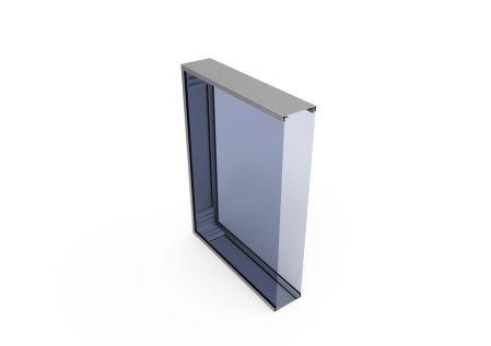 LightBox 100 ST met doorsnede