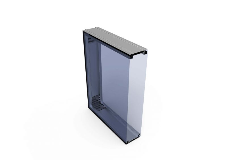 LightBox 115 ST met doorsnede