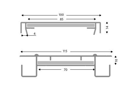 LightBox 100 115 ST SPEC