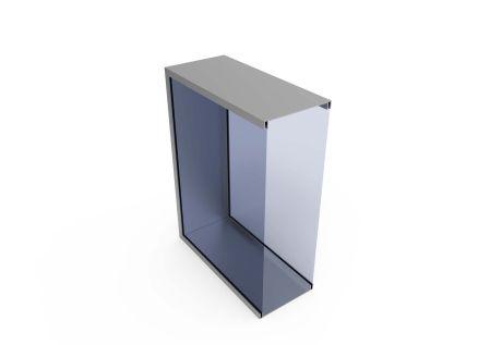 LightBox 200 ST met doorsnede