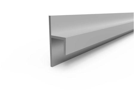 Aluminium Stoeltjesprofiel