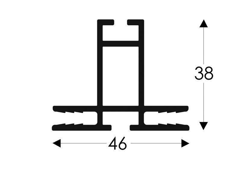 T-Flex® 46/2 WalsFrame