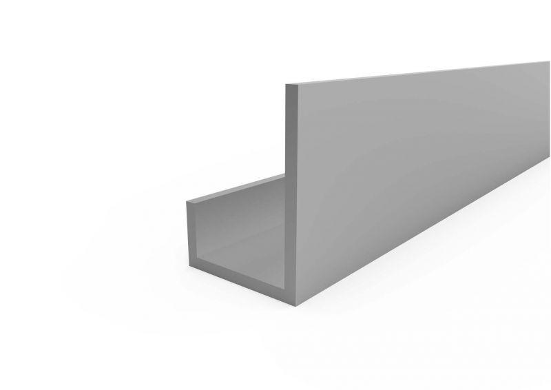 aluminium ongelijkzijdig u profiel koppelprofielen comhan. Black Bedroom Furniture Sets. Home Design Ideas